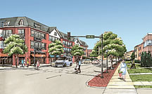 Proposed Streetscape Improvements